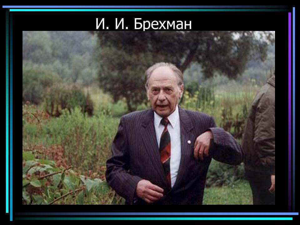 И. И. Брехман