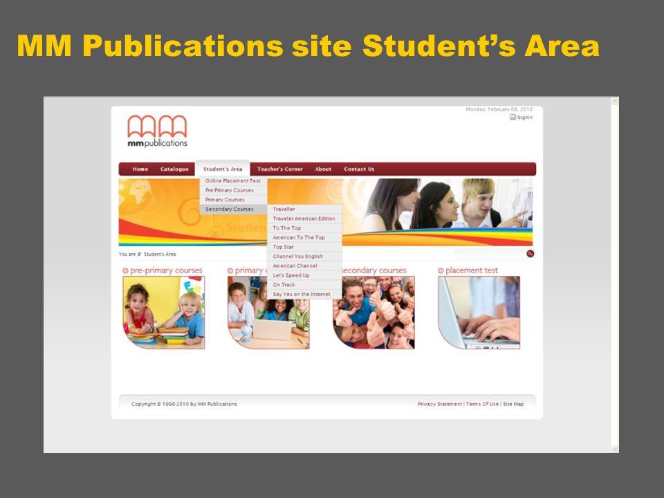 MM Publications site Student's Area