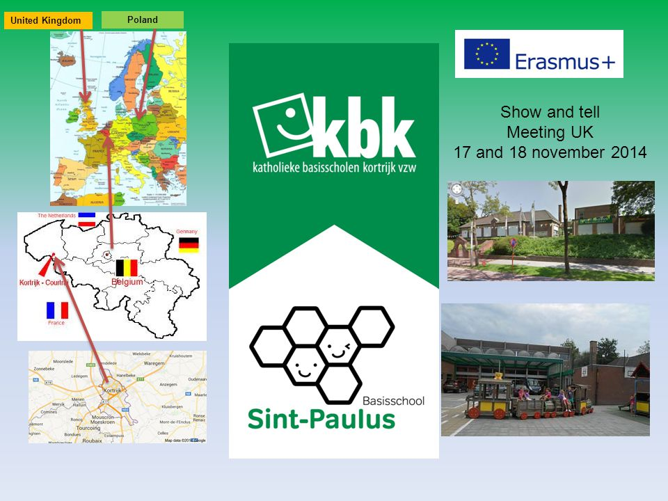 Show and tell Meeting UK 17 and 18 november 2014 United Kingdom Poland