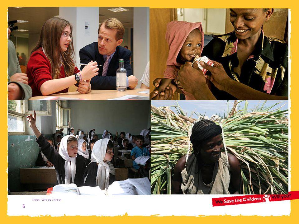 6 Photos: Save the Children