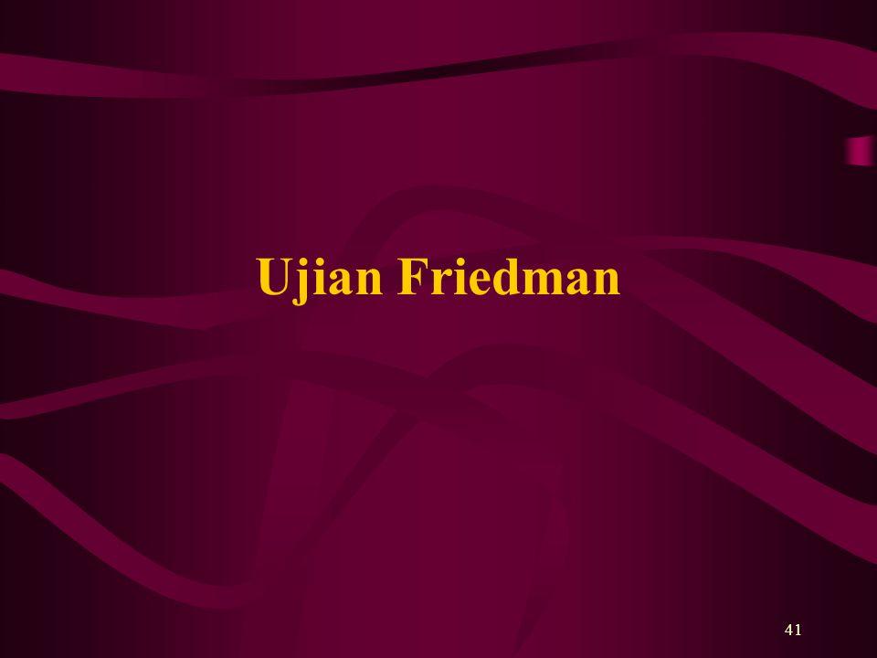 41 Ujian Friedman