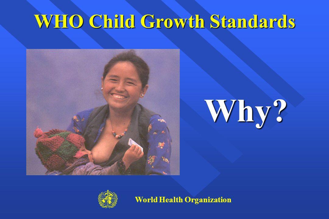 Why? World Health Organization