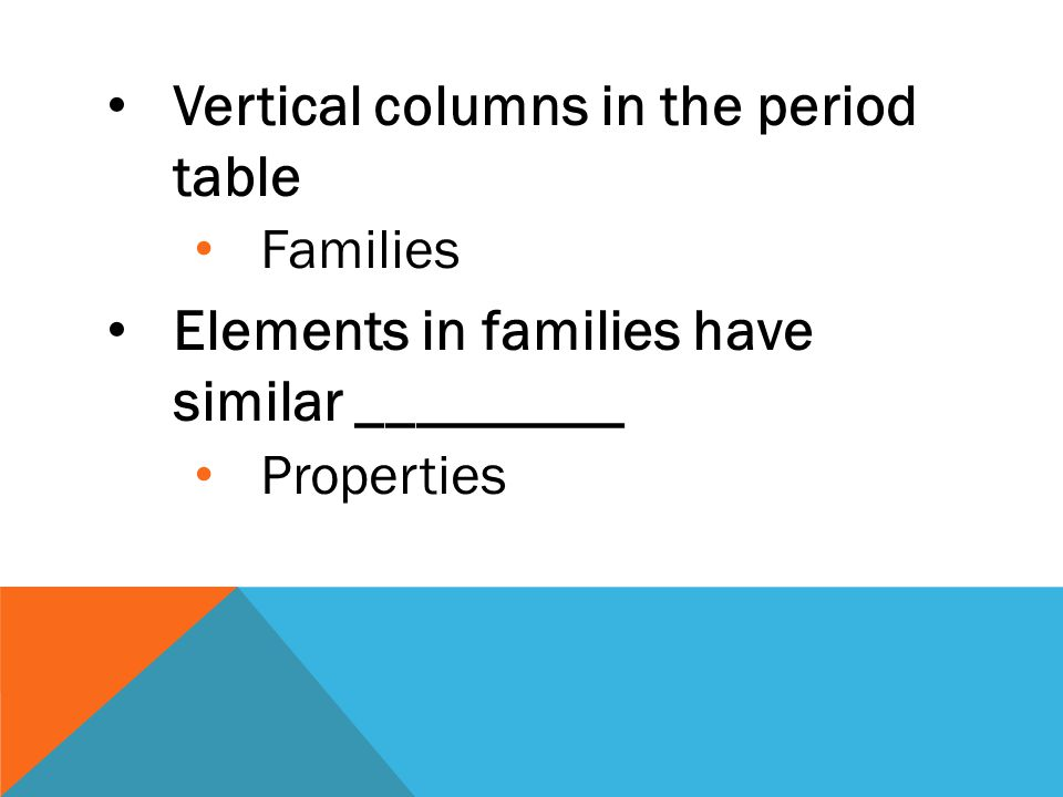 Family of salt-producing elements like the non-metal in table salt Halogens Family in Group 18 on periodic table Noble Gas