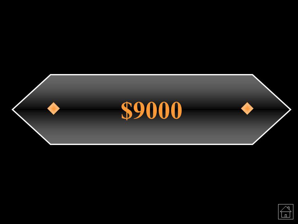$9000