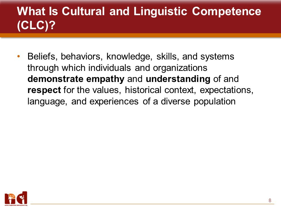 9 What Is Culturally and Linguistically Responsive Teaching.
