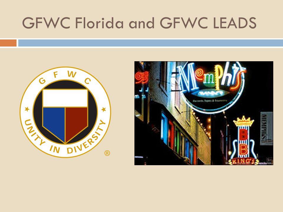 GFWC Florida and GFWC LEADS