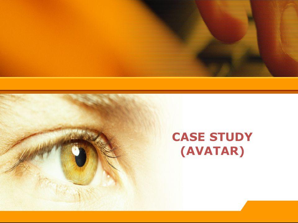 CASE STUDY (AVATAR)