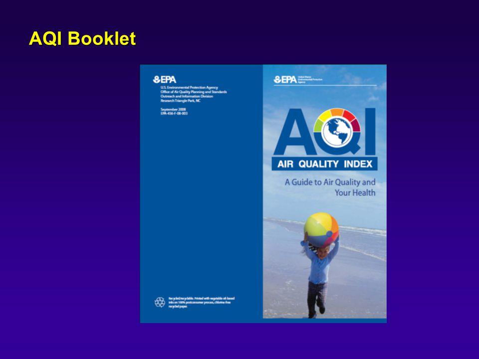 AQI Booklet