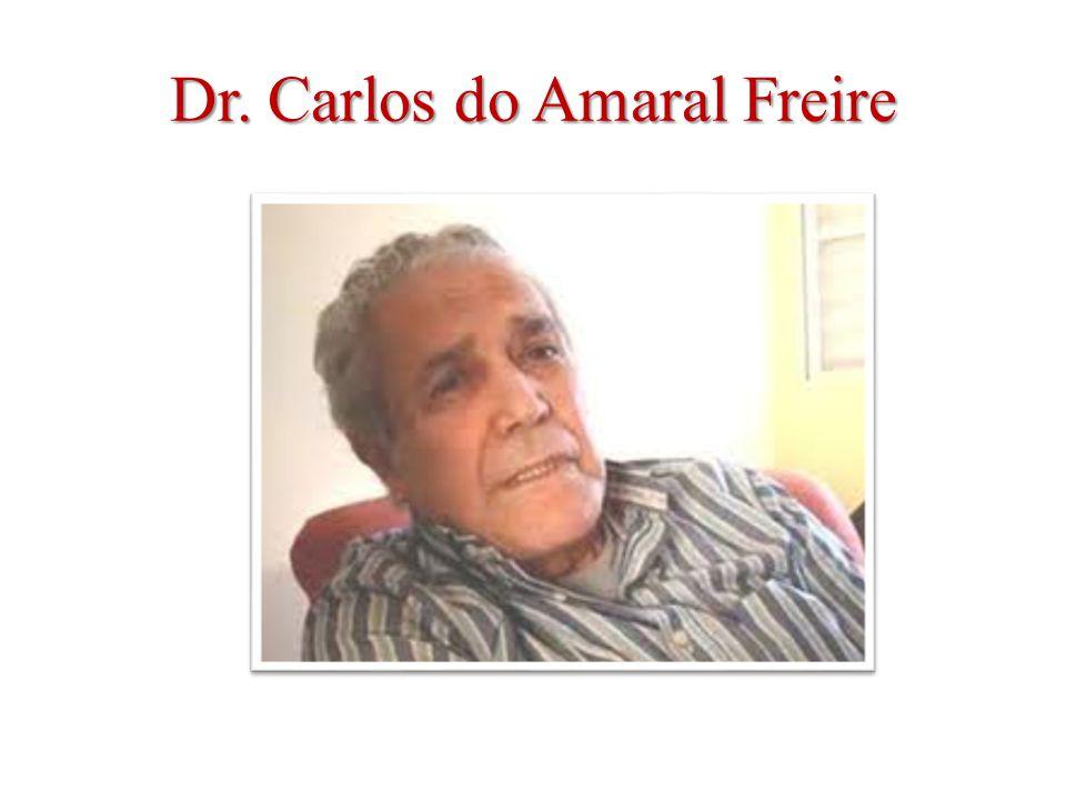 Dr. Carlos do Amaral Freire