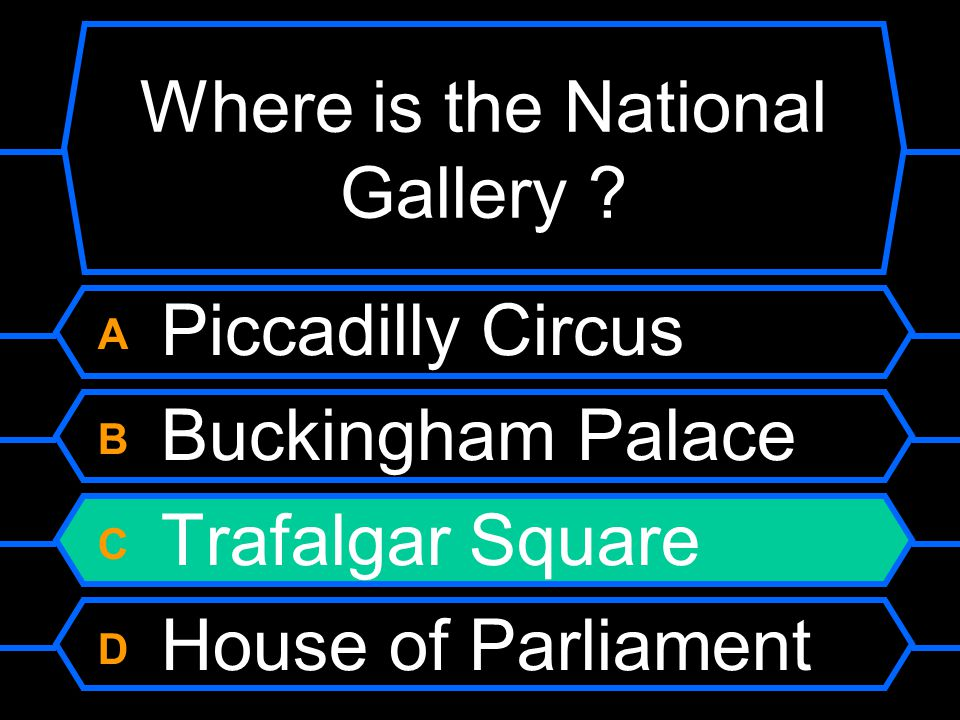 Where is the National Gallery .