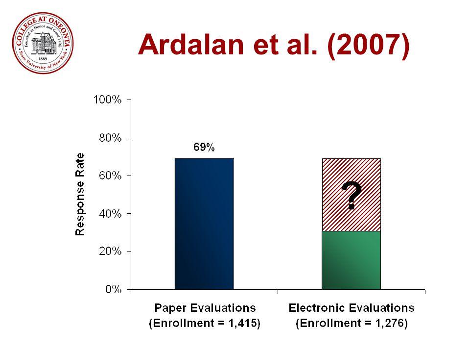 Ardalan et al. (2007)