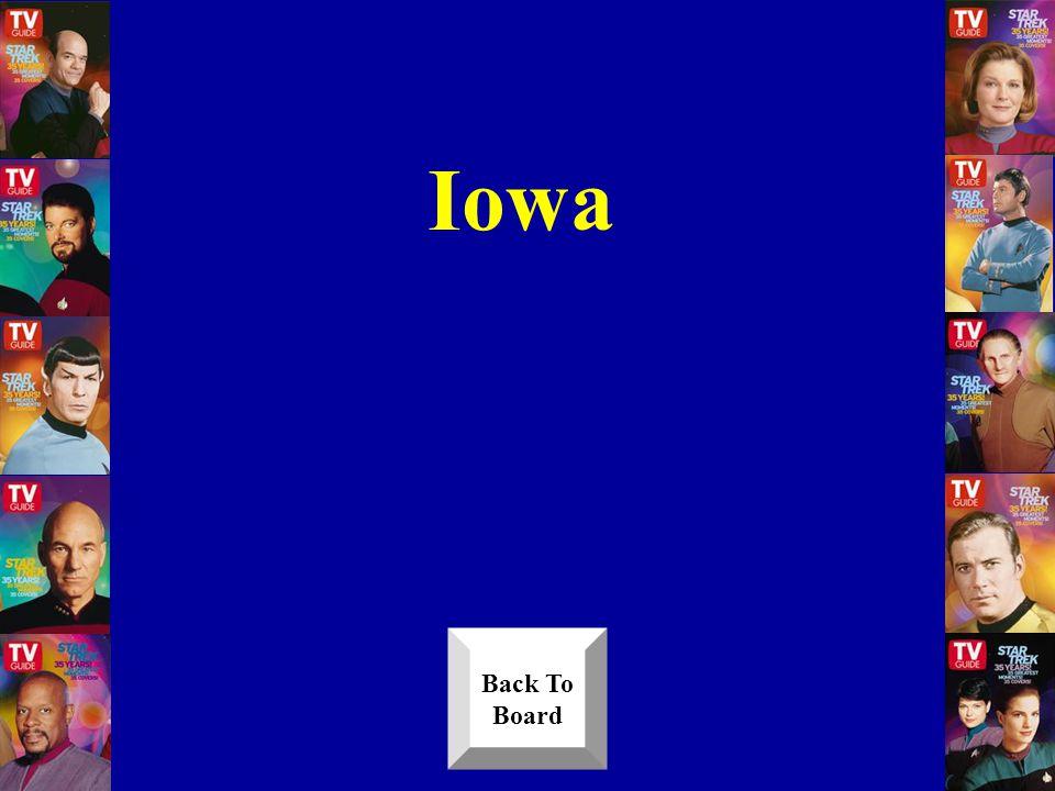 Iowa Back To Board