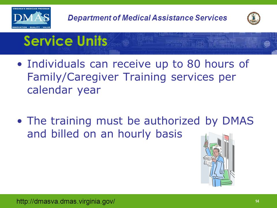 13 Department of Medical Assistance Services Referral Process The case manager documents this information on the POC (DMAS 456) and supporting documentation (DMAS 457) and obtains authorization from DMAS for services.
