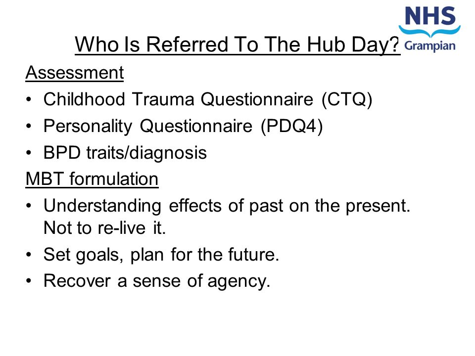 Who Is Referred To The Hub Day.