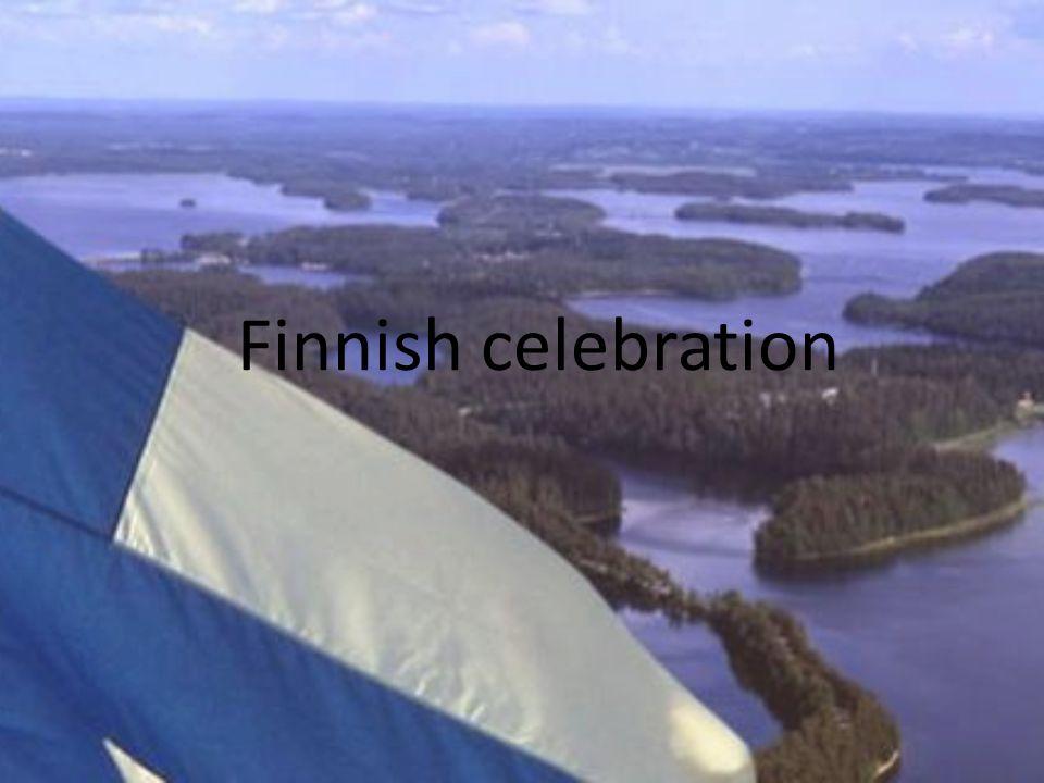 Finnish celebration
