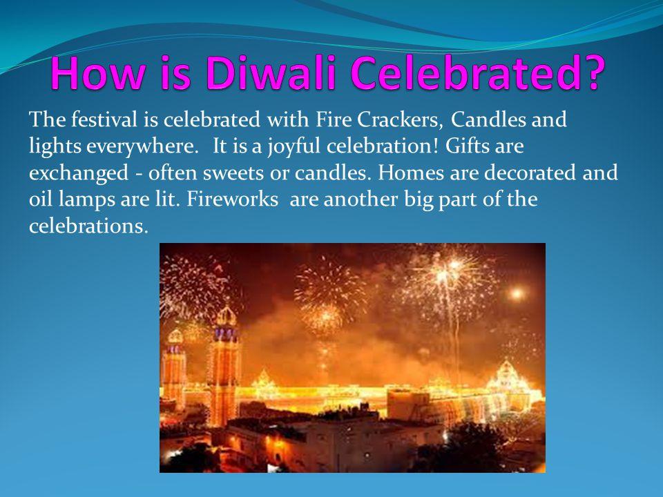 Where does Diwali Happen.
