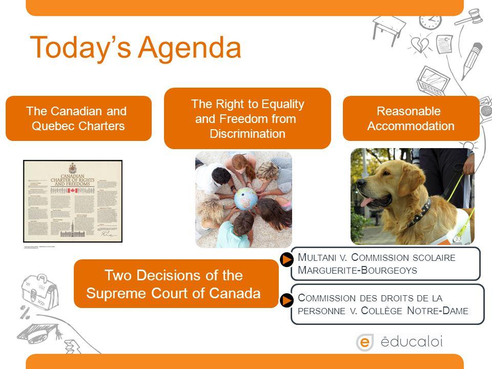 Today's Agenda M ULTANI V.