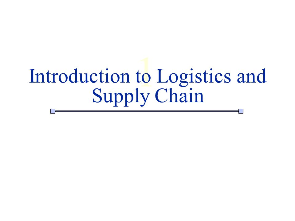 Logistics Adds Value by Creating Utility  FORM UTILITY is the process of creating the good and service, or putting it in the proper form for the customer to use.