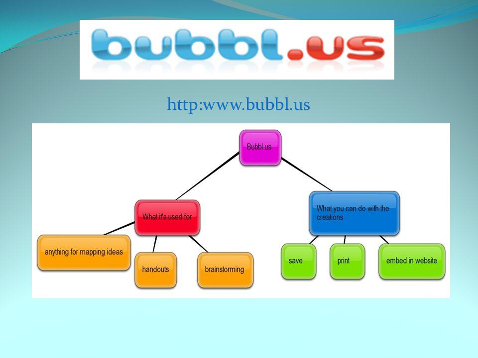 http:www.bubbl.us