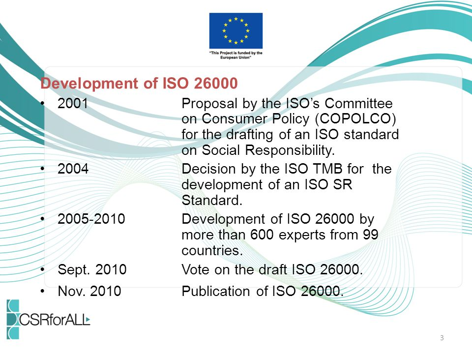 14 What are the main strengths of ISO 26000.