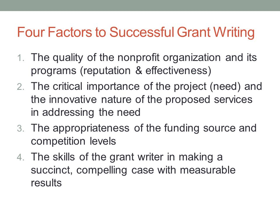 Is My Organization Ready for Grants.Are our mission, purpose and goals well established.