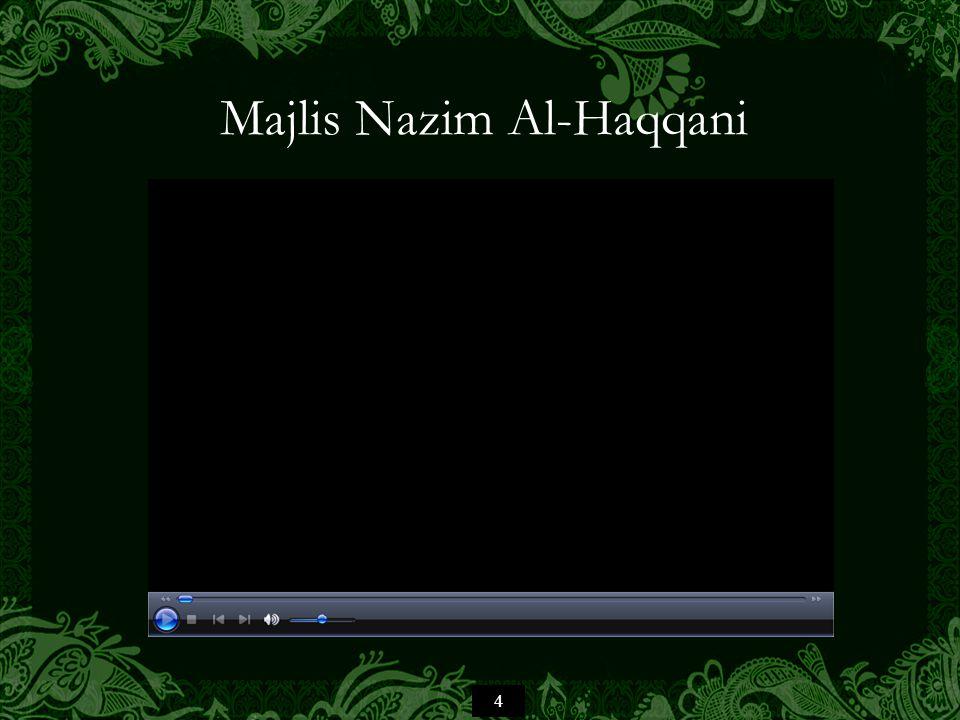 4 Majlis Nazim Al-Haqqani