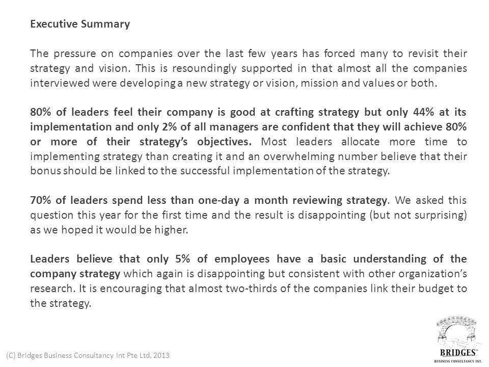 (C) Bridges Business Consultancy Int Pte Ltd, 2013 13.