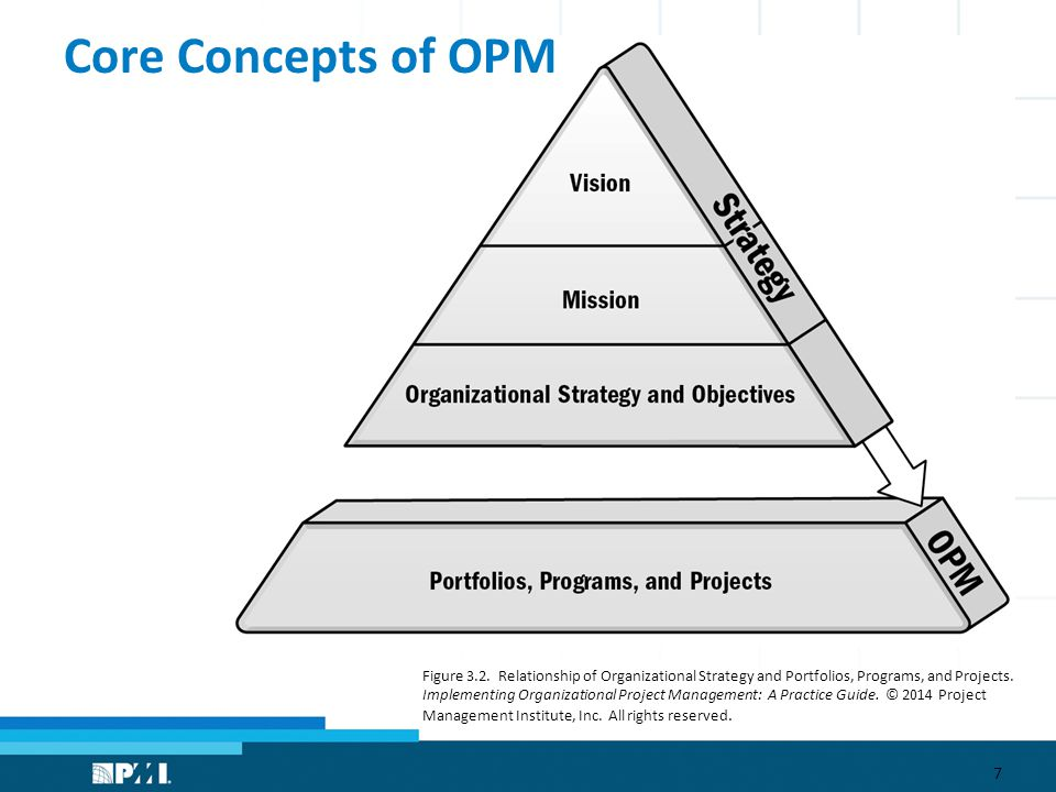 Core Concepts of OPM 7 Figure 3.2.