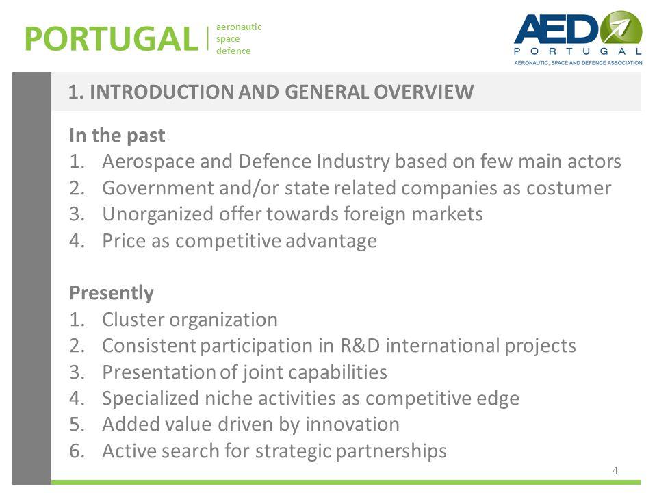 aeronautic space defence Main capabilities and core businesses 3.
