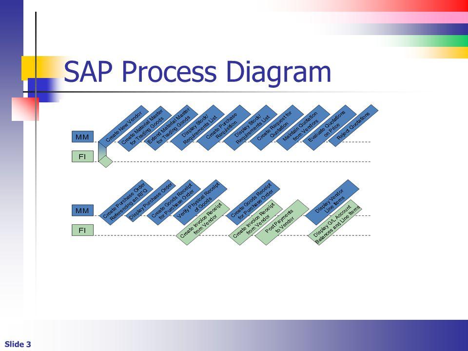 Slide 3 SAP Process Diagram
