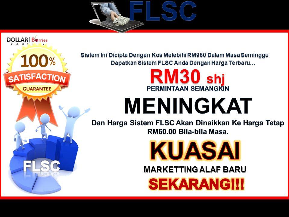 RM30 shj Dapatkan Sistem FLSC Anda Dengan Harga Terbaru… Sistem Ini Dicipta Dengan Kos Melebihi RM960 Dalam Masa Seminggu TM