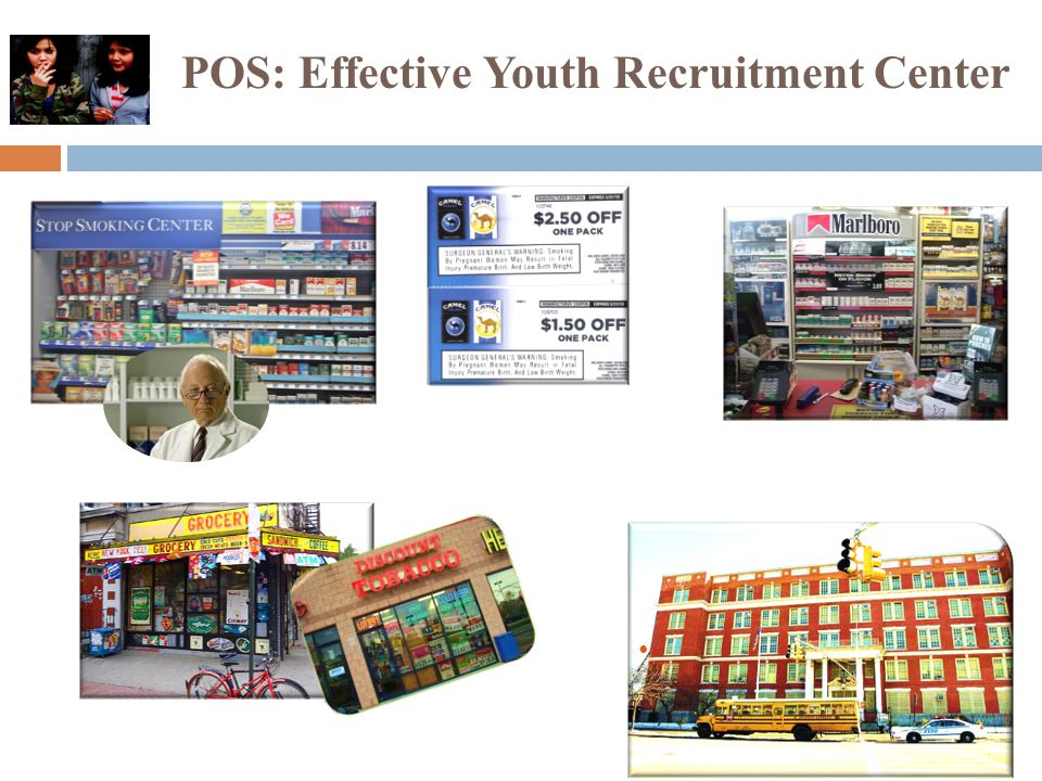POS: Effective Youth Recruitment Center