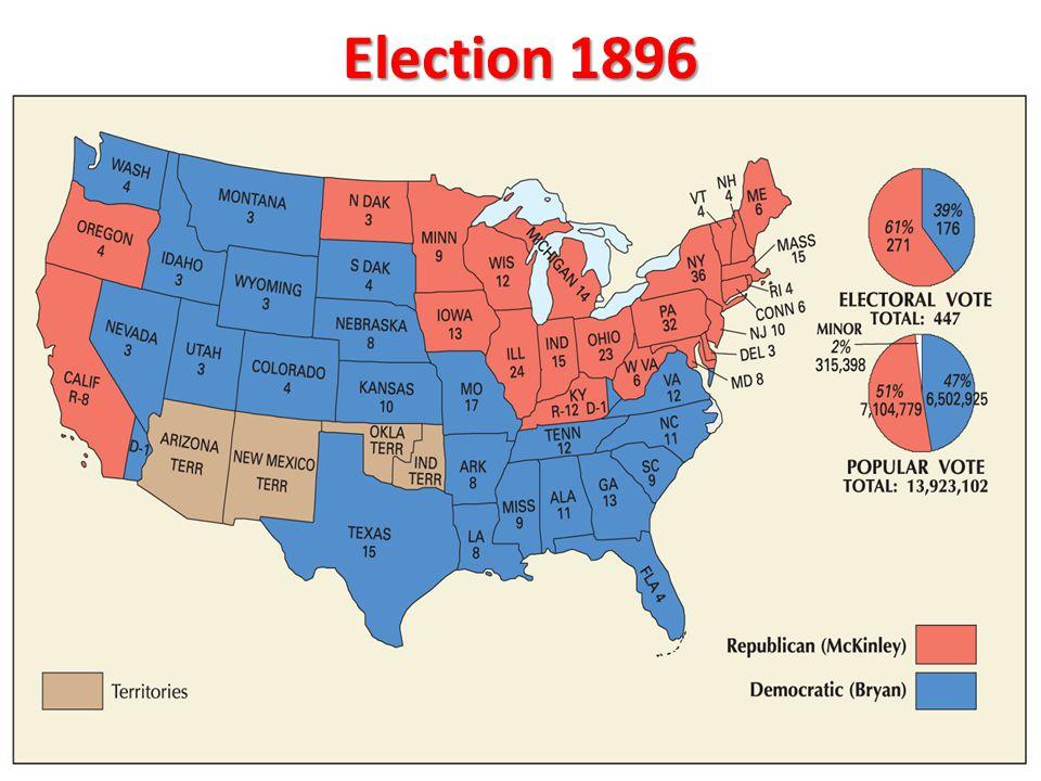 5 Election 1896