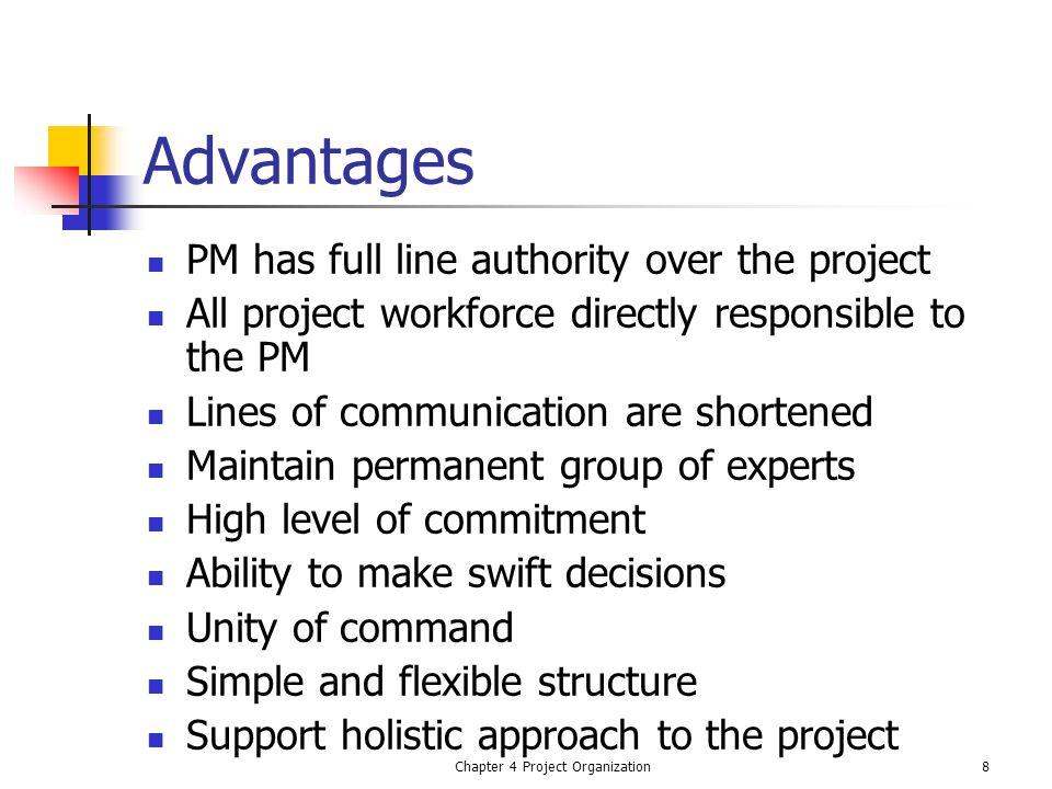 Chapter 4 Project Organization9 Project Organization