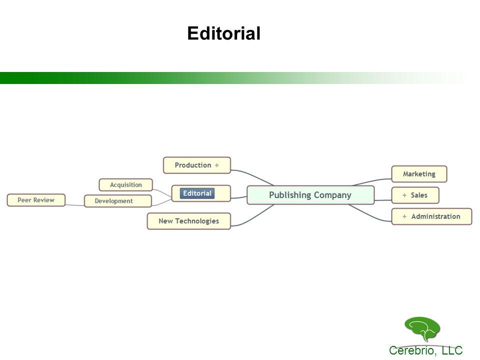 Cerebrio, LLC Editorial
