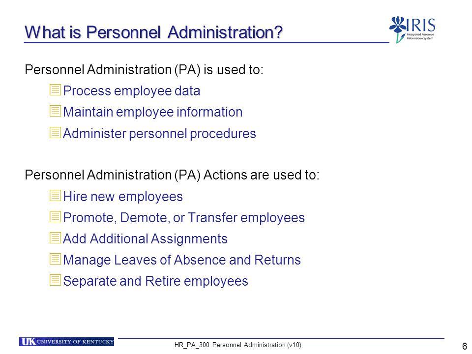 HR_PA_300 Personnel Administration (v10) 67 Unit 3 – Exercises Exercise 3.3 – Additional Payment (0015) Exercise 3.3 – Additional Payment (0015) Exercise 3.4 – Payroll Authorization Record (PAR) Exercise 3.4 – Payroll Authorization Record (PAR)