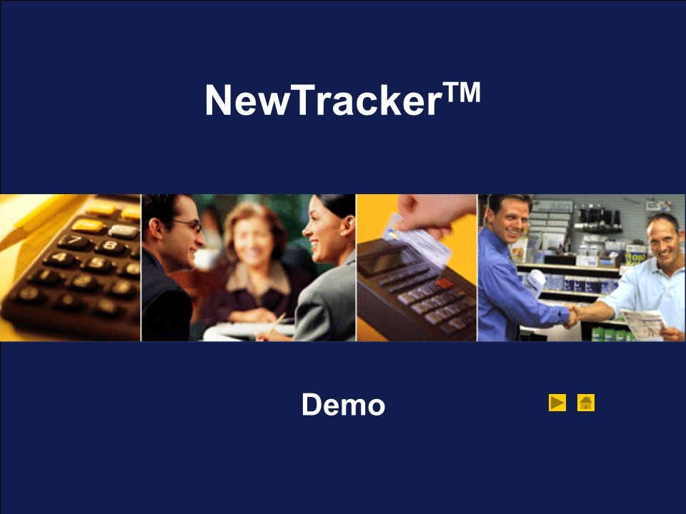 NewTracker TM Demo