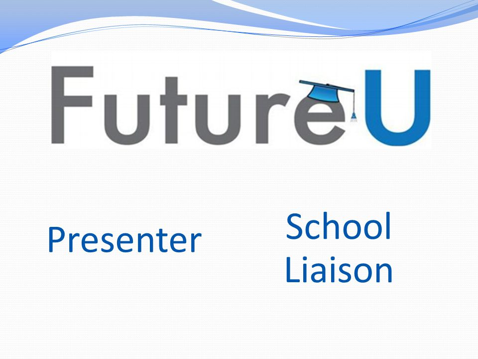 Presenter School Liaison