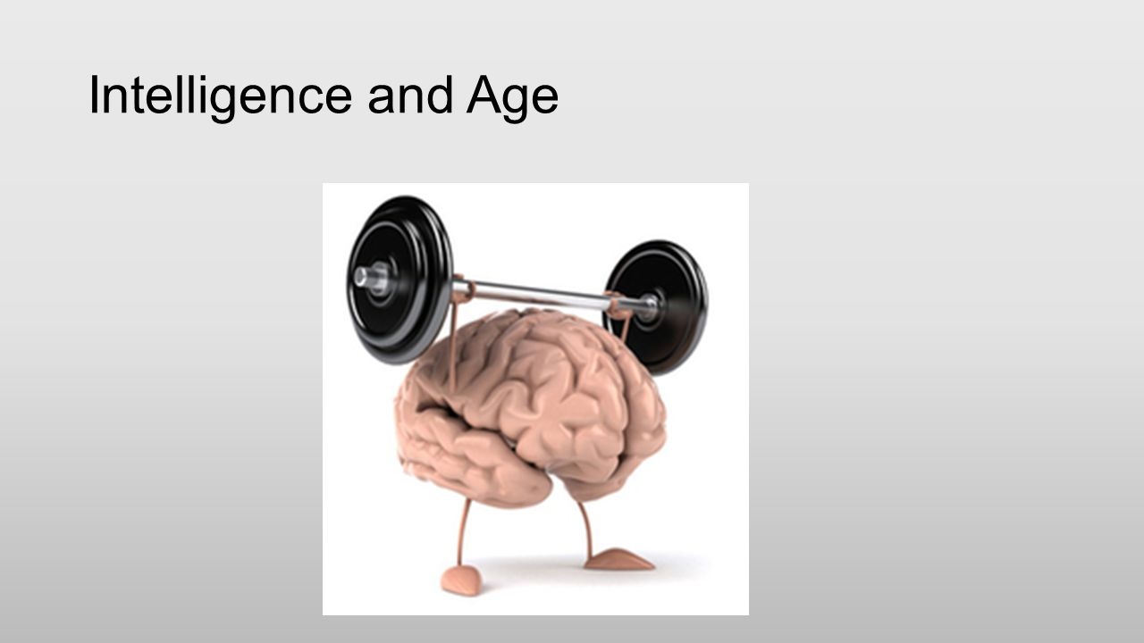 Intelligence and Age