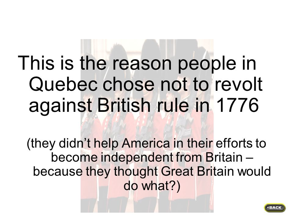 What is the FRENCH & INDIAN WAR