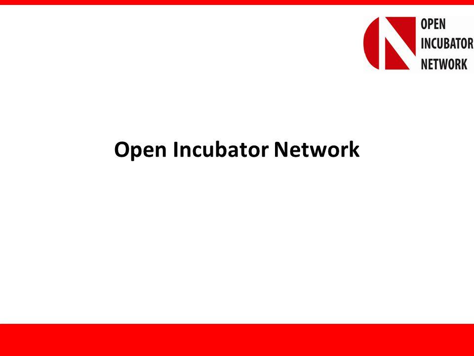 Open Incubator Network