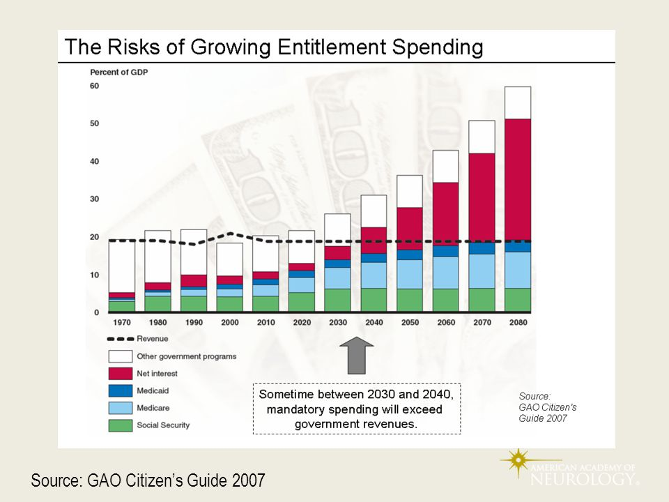 Source: GAO Citizen's Guide 2007