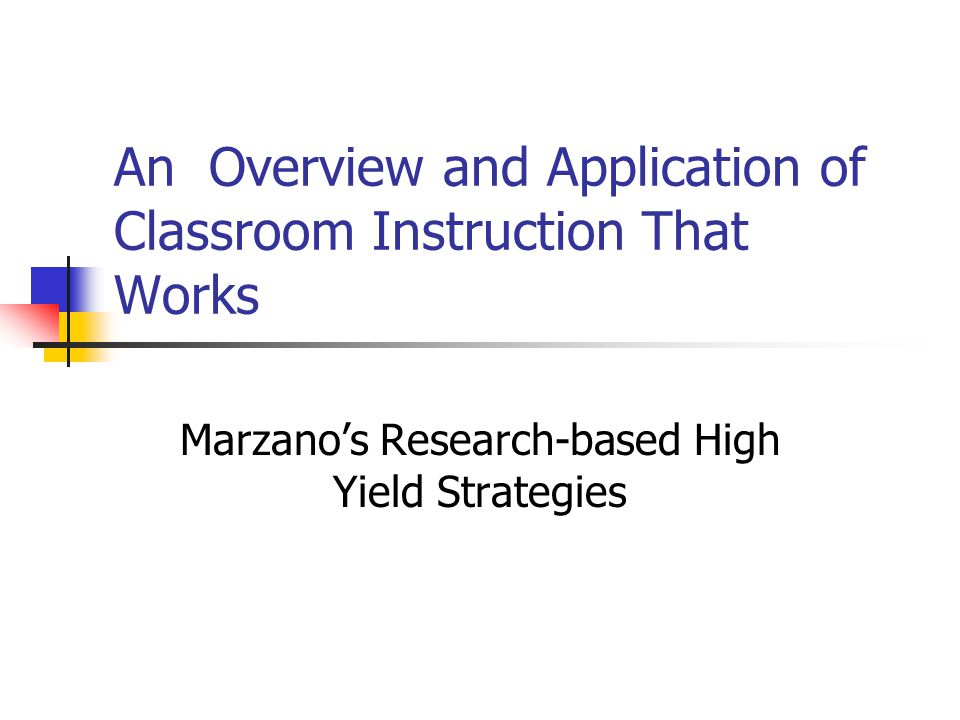 Application Review one of your own lessons or units.