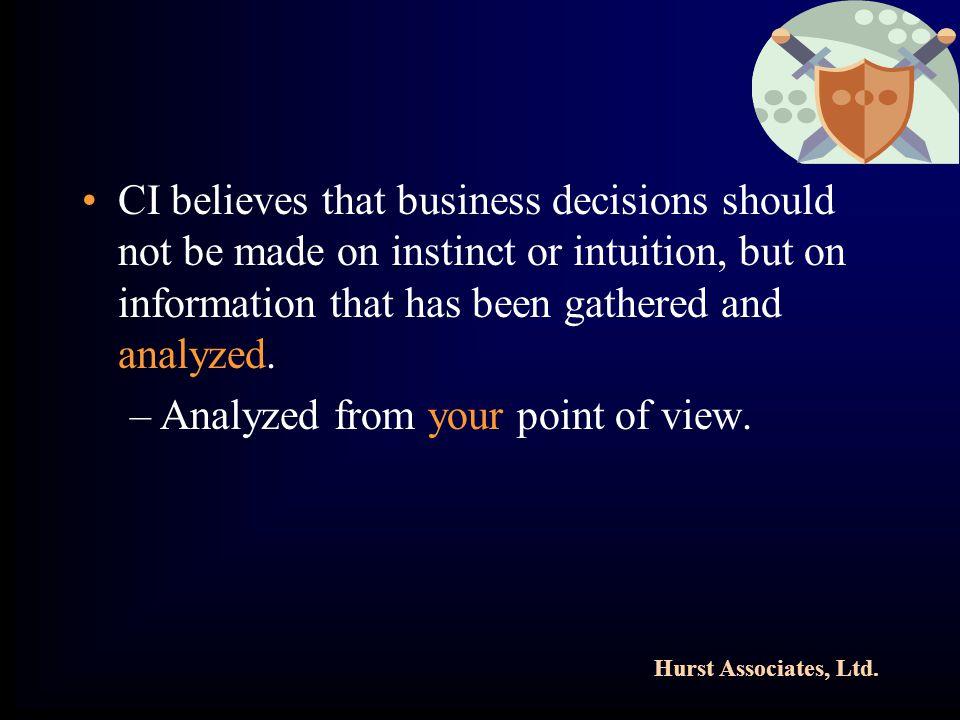 Hurst Associates, Ltd.