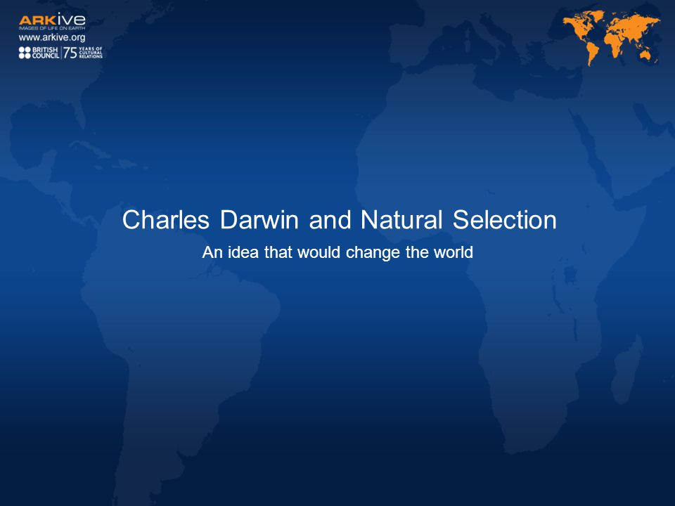 Charles Darwin developed his theory of evolution by natural selection using four important observations which led him to two deductions.