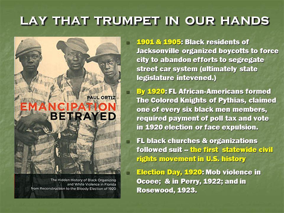 NOVEMBER 22, 2009 Evangeline Moore, Harry T.& Harriette V.