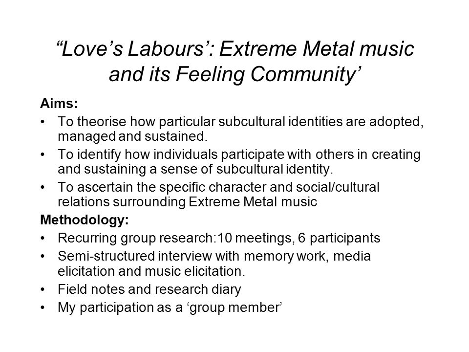 'Remember a physical response to live music' Head-banging, hair flying, sweat pouring, fists punching, bodies shoving, drinks thrown, people falling, picked up again, mosh-pit, devil horns, shouting, screaming, united in Metal.