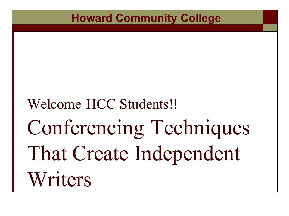 Because we value active learning and student responsibility, the English faculty has developed a new system for conferencing in our classrooms and in our Walk-in Lab (HR 230).