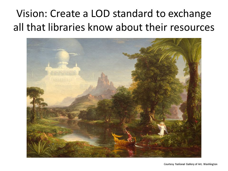 The goal is to create a Scholarly Resource Semantic Information Store model that works both within individual institutions and through a coordinated, extensible network of Linked Open Data to capture the intellectual value that librarians and other domain experts add to information resources when they describe, annotate, organize, select, and use those resources, together with the social value evident from patterns of usage.