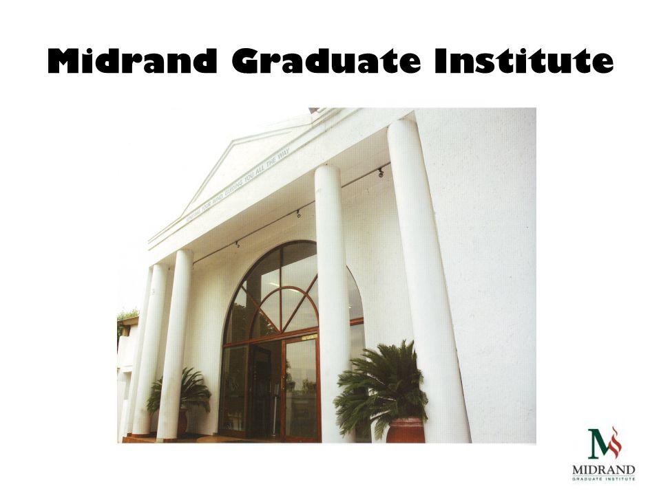 Midrand Graduate Institute
